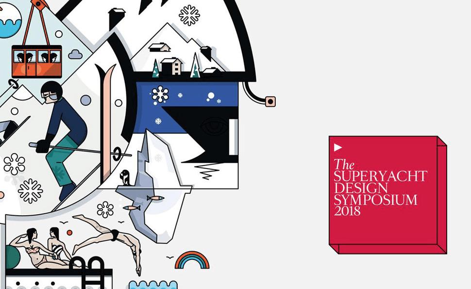 THE SUPERYACHT DESIGN SYMPOSIUM 2018