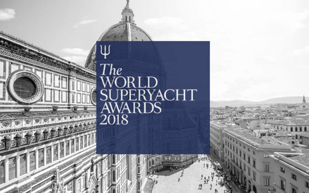 WORLD SUPERYACHT AWARDS 2018